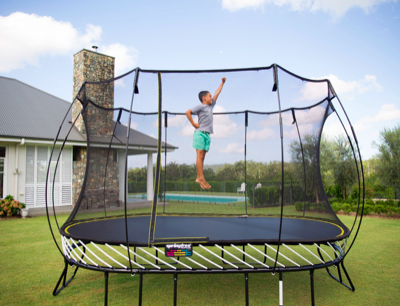 Keep Your Kids Safe With One Of America's Most Trusted Trampolines
