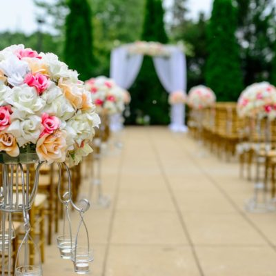 Three Unique Touches to Add to Your Wedding