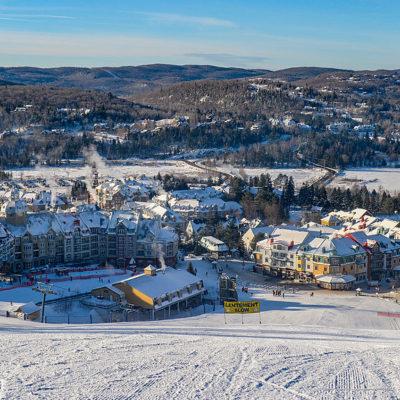 Canada's top ski spots