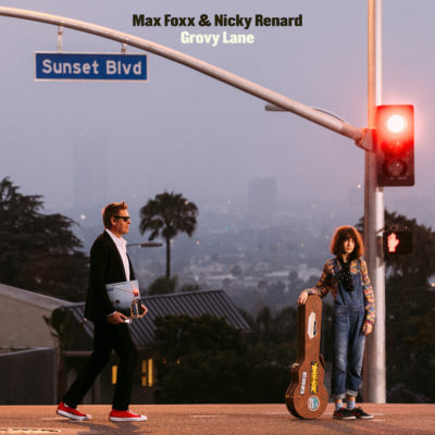 Get to Know Rockers Max Foxx and Nicky Renard
