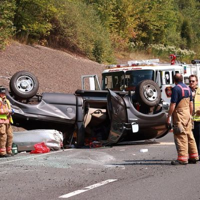 What To Do After An Accident With A Truck
