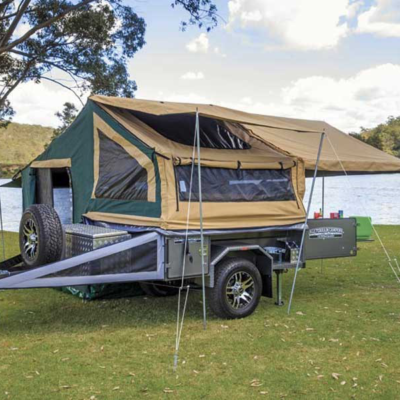 CHOOSING BETWEEN HARD FLOOR AND SOFT FLOOR CAMPER TRAILERS