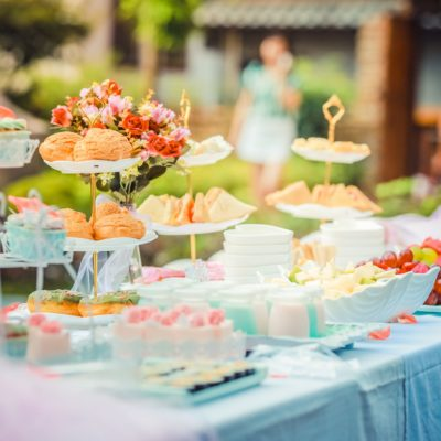 Five Tips for Hosting the Perfect Garden Party