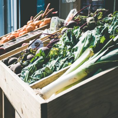 The Great Benefits of Going for Organic Food