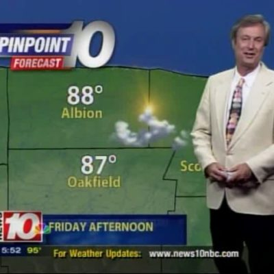 What The Life of Jim Byrne KCOY Weatherman Is Like