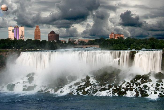 Niagara falls travel