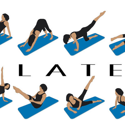 Pilates Exercises For Weight Loss At Home