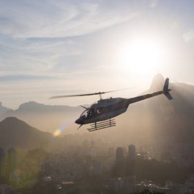 Why A Helicopter Ride Is A Fantastic Idea