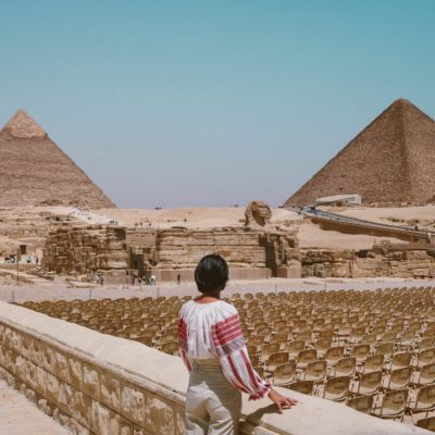 Cairo: The tale of Time and Sand